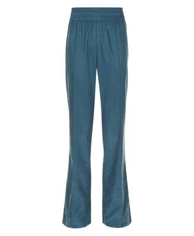 Luxe Bring It Back Track Pants, Beetle Blue | Sweaty Betty