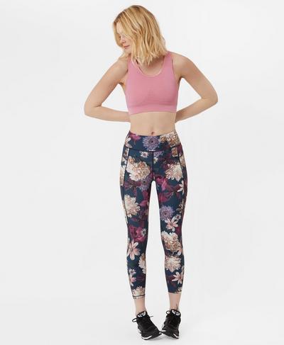 Stamina Workout Bra, ROSE | Sweaty Betty