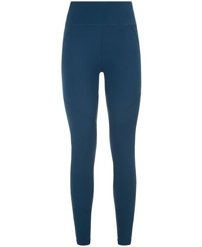 Power Leggings, Beetle Blue | Sweaty Betty