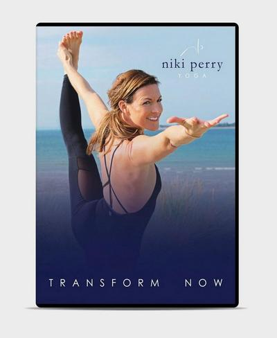 Niki Perry DVD, Black | Sweaty Betty