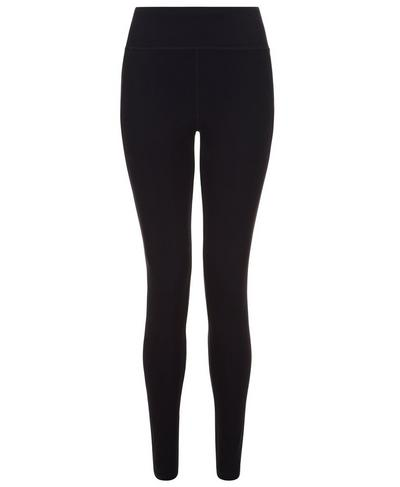 Contour Workout Leggings, Black | Sweaty Betty