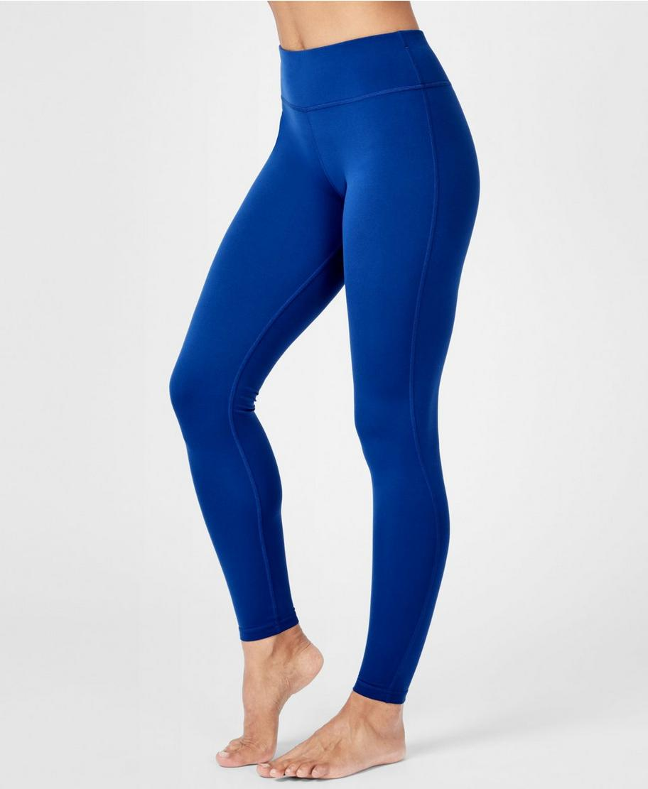 c01cfbca35b55e Contour Workout Leggings - Blue Quartz   Women's Leggings   Sweaty Betty