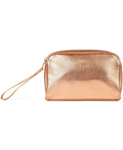 Gym Clutch, Rose Gold | Sweaty Betty