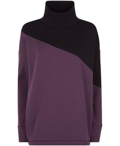 Infield Thermal Pullover, Aubergine | Sweaty Betty