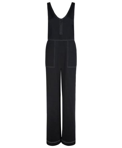 Chrissy Jumpsuit, Black | Sweaty Betty