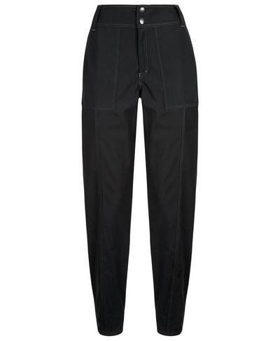 Velma Trousers, Black | Sweaty Betty