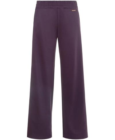 Luxe Sono Pants, Aubergine | Sweaty Betty