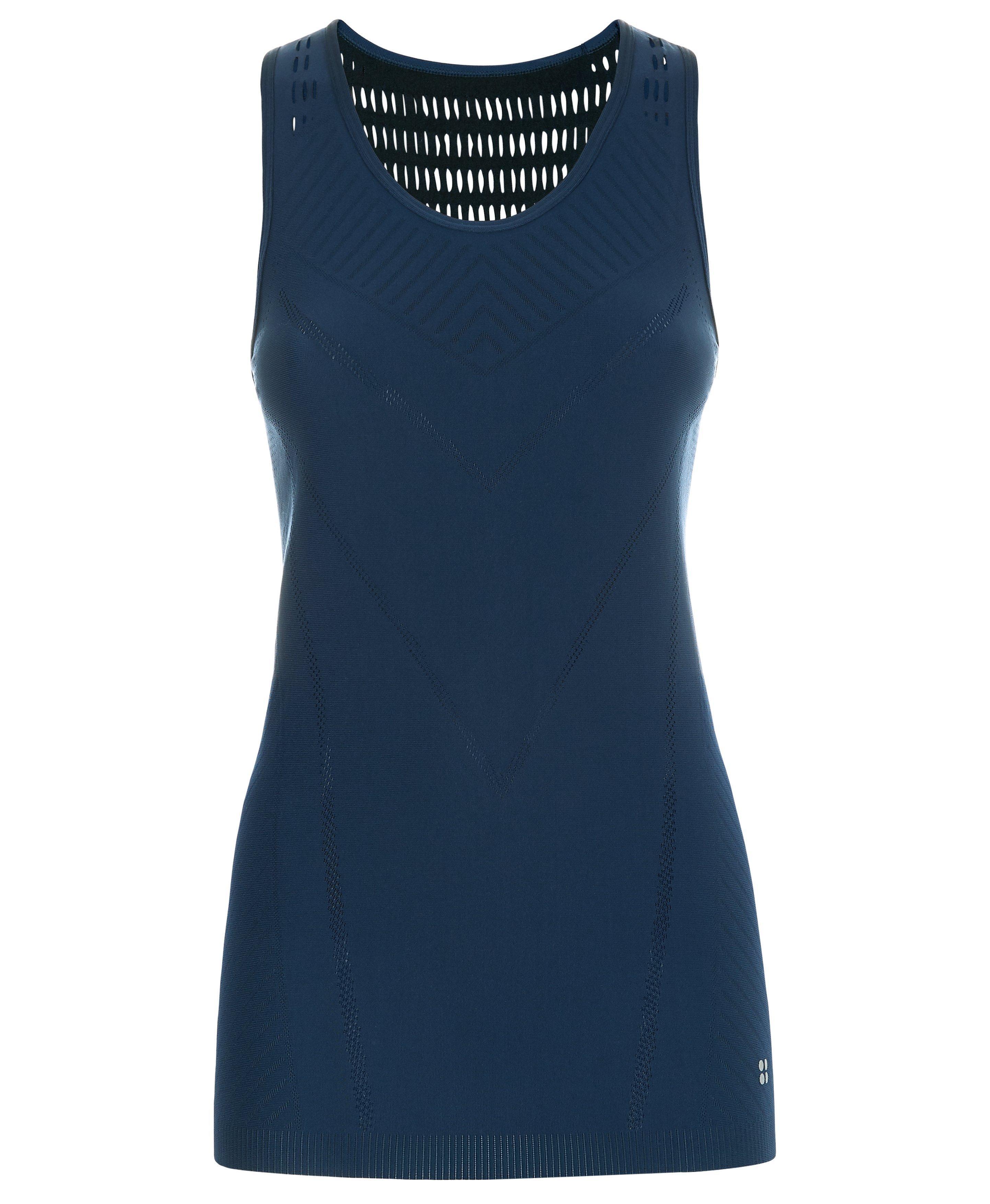 luxe athlete vest