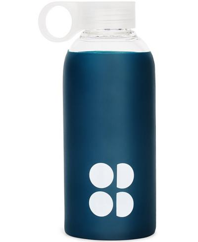 Quench Water Bottle, Beetle Blue | Sweaty Betty