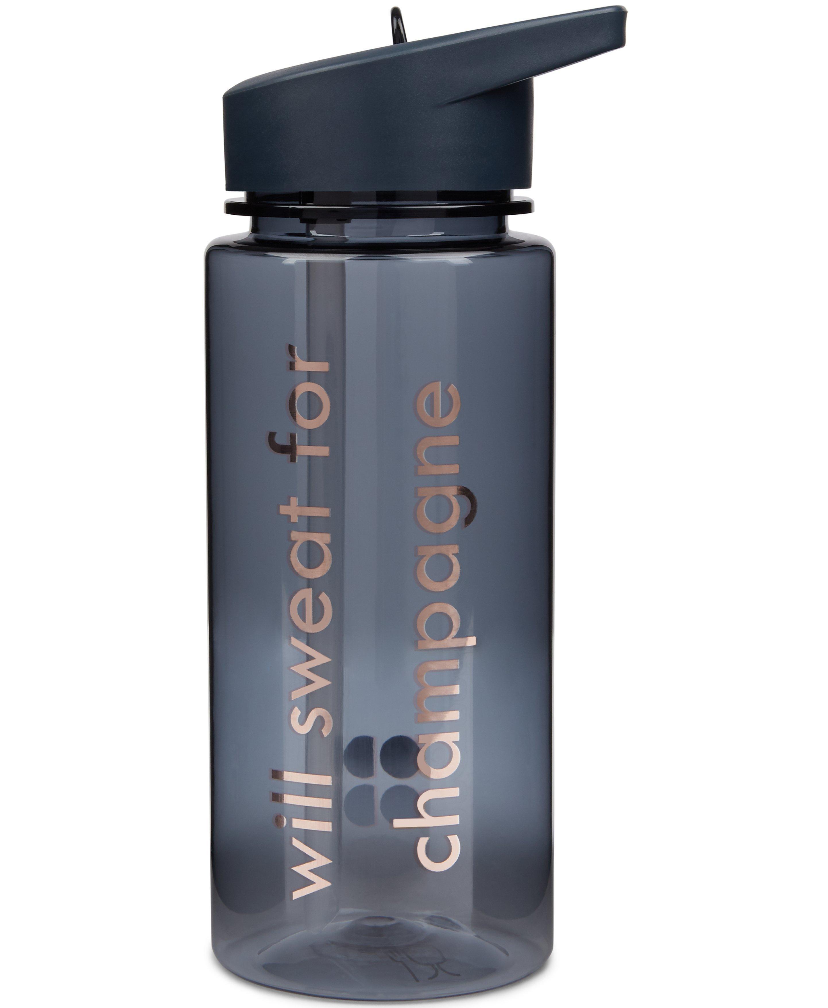slogan water bottle