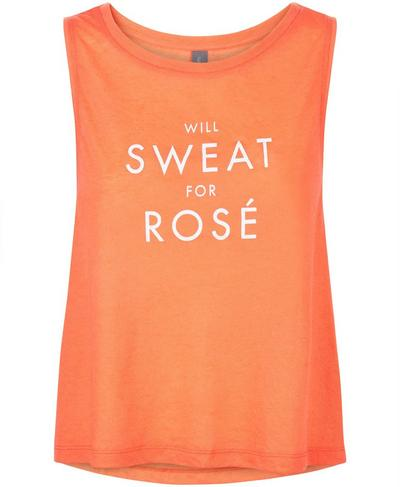 Summer Crop Top, MELON | Sweaty Betty