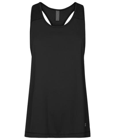 Compound Tank, Black | Sweaty Betty
