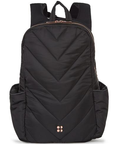 Icon Running Backpack, Black | Sweaty Betty