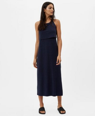Holistic Dress, Beetle Blue | Sweaty Betty