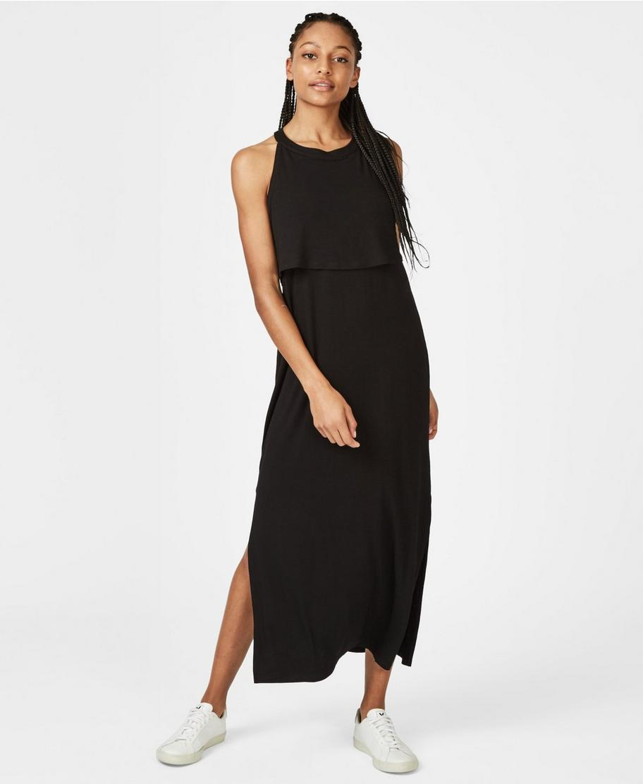 aa2f5ce4b3f4 Holistic Dress - Black