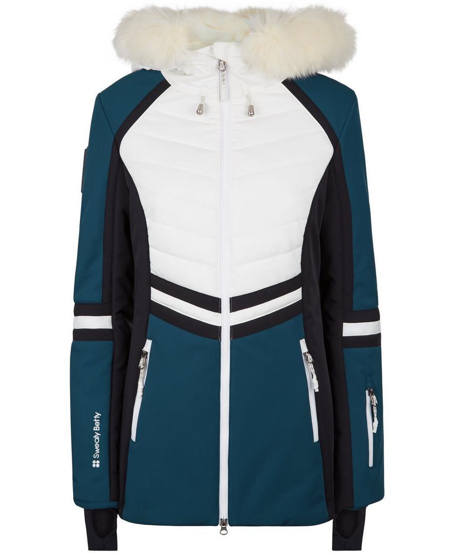 SB Hybrid Ski Jacket