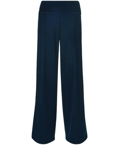 Classic Retro Track Pants, Beetle Blue | Sweaty Betty