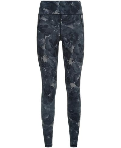 Zero Gravity Run Leggings, Black Market Floral | Sweaty Betty