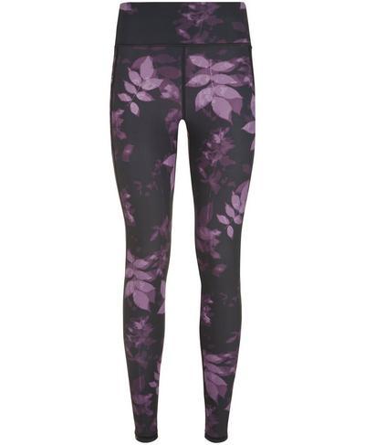 Zero Gravity Run Leggings, Leaf Print | Sweaty Betty