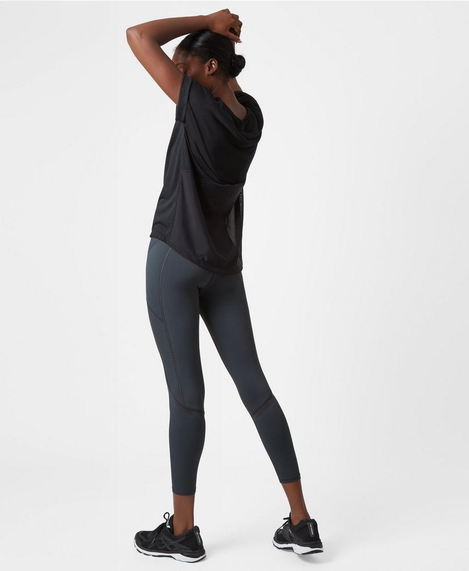 da066696a14c8d Zero Gravity 7/8 Run Leggings - Slate   Women's Leggings   Sweaty Betty
