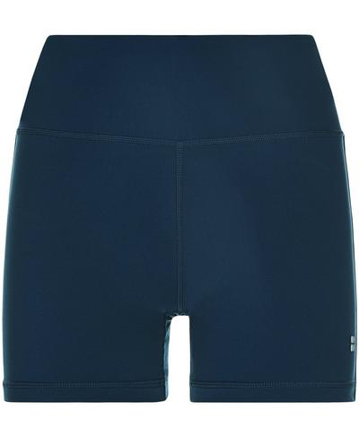 Power Shorts, Beetle Blue | Sweaty Betty