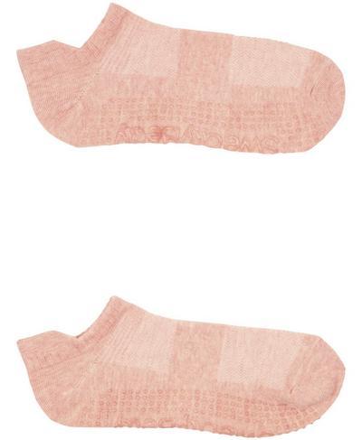 Barre Gripper Socks, Liberated Pink | Sweaty Betty