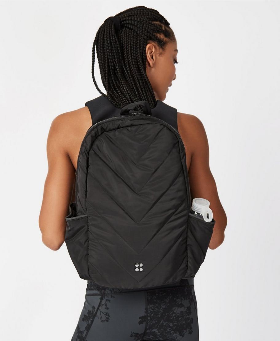 36645f01eb Luxe Run Backpack - Black