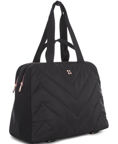 Icon Luxe Kit Bag, Black | Sweaty Betty