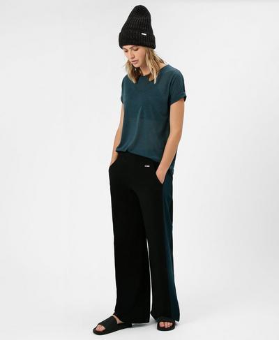 Luxe Sono Pants, Black | Sweaty Betty