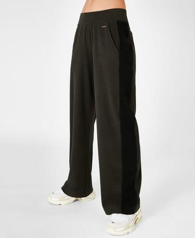 Luxe Sono Pants, Dark Forest | Sweaty Betty