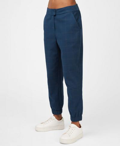 Trail 7/8 Trousers, Beetle Blue | Sweaty Betty