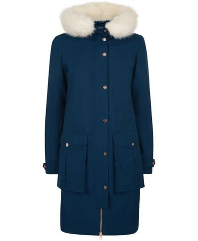 Highlands 3-in-1 Jacket, Beetle Blue | Sweaty Betty