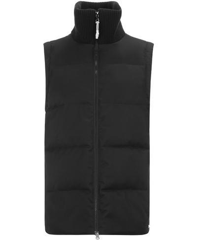Insulate Vest, Black | Sweaty Betty