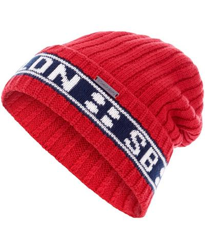 Slogan Beanie, Retro Red | Sweaty Betty