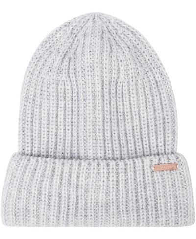 Brixton Beanie, Light Grey Marl | Sweaty Betty