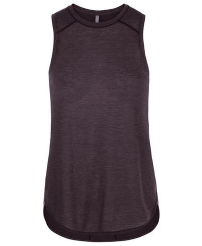 Pacesetter Run Tank, Aubergine | Sweaty Betty