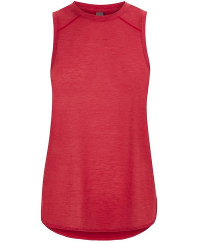 Pacesetter Run Tank, Retro Red | Sweaty Betty