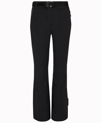 Astro Softshell Ski Pants, Black | Sweaty Betty