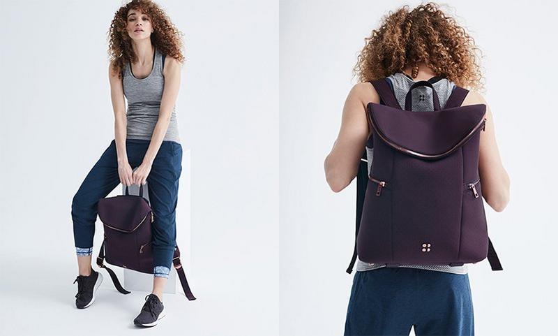 All Sport Backpack, Aubergine | Sweaty Betty