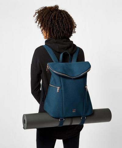 All Sport Backpack, Beetle Blue | Sweaty Betty