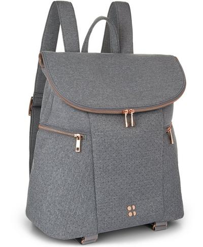 All Sport Backpack, Charcoal Marl | Sweaty Betty