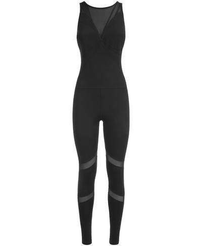 Makarasana All in One, Black | Sweaty Betty