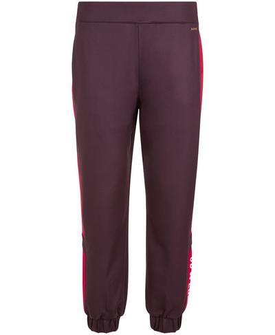 Craft 7/8 Track Pants, Aubergine Colour Block | Sweaty Betty