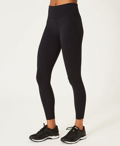 Power Leggings, Black | Sweaty Betty