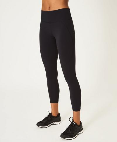 Power 7/8 Leggings, Black | Sweaty Betty