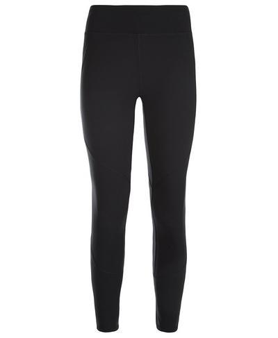 Power 7/8 Side Pocket Leggings, Black | Sweaty Betty
