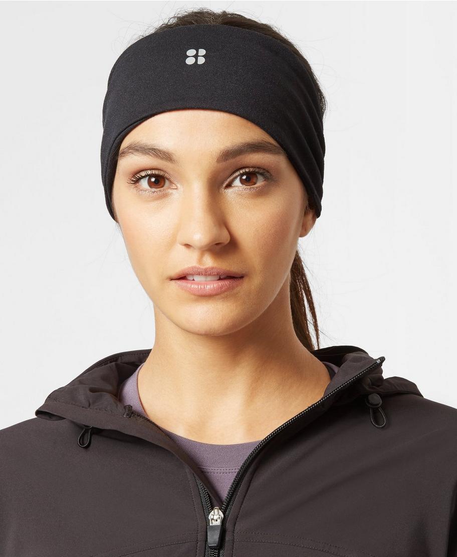 Anna Headband - Black  832a96e14b9
