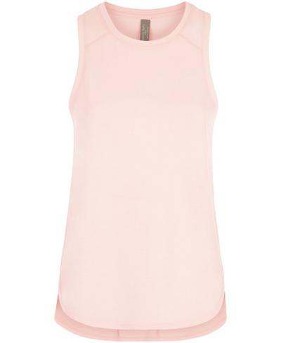 Pacesetter Running Vest, Liberated Pink | Sweaty Betty