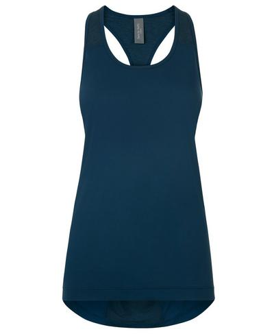 Compound Tank, Beetle Blue | Sweaty Betty