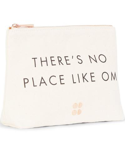Canvas Make Up Bag, Westfjords White | Sweaty Betty